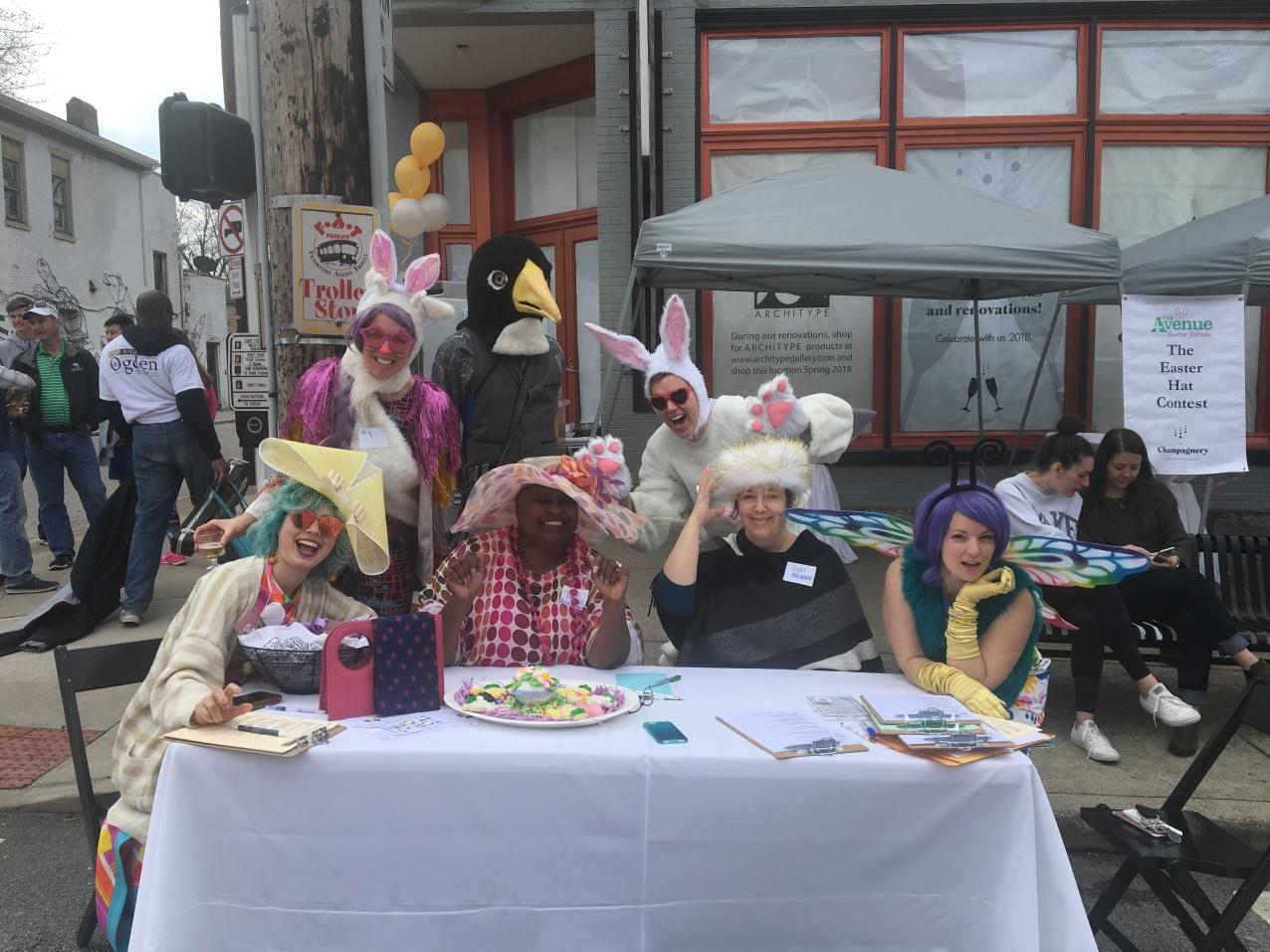 Frankfort Avenue Easter Parade Volunteers