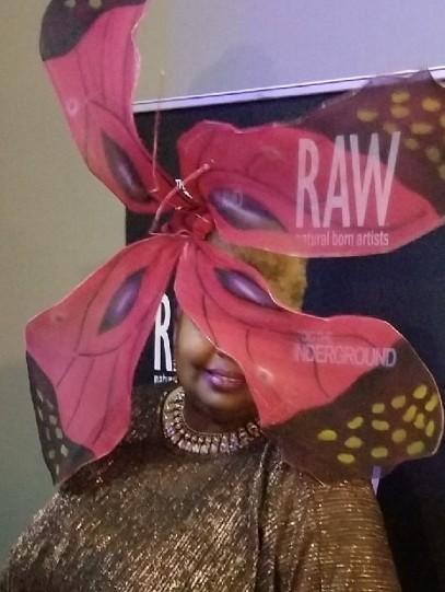 RAW - Butterfly
